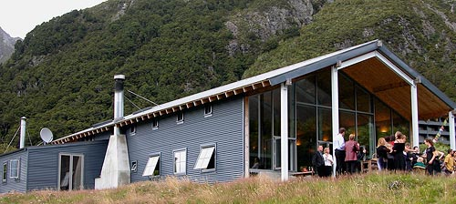 Mt Cook Cafe